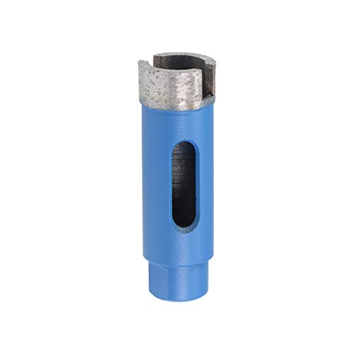 uxcell Diamond Core Drill Bits 20mm for Brick Concrete Block Masonry Marble Dry or Wet Sintered Diamond Hole Saws