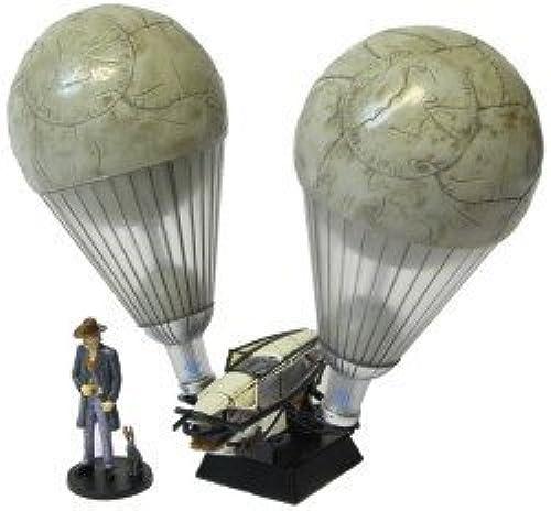 The Golden Compass Lee Scoresby's Aeronaut Balloon with Figure by Corgi