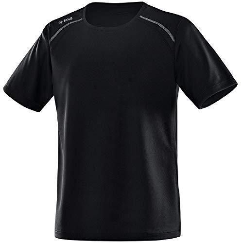 JAKO 6115 - Casco de Ciclismo Hombre Multicolor Negro Talla:Medium