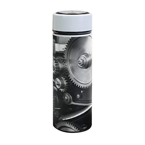 XiangHeFu lekvrije koud of warm houden reisbeker thermostandwielen tandwielen machines machines 17 oz drank sportwaterfles