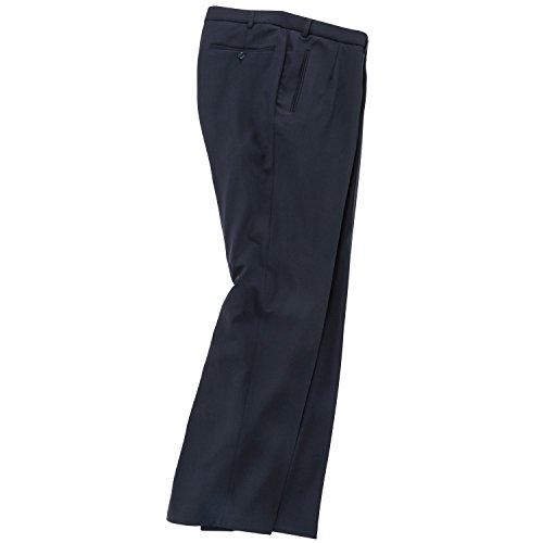 DIGEL Herren Hose für Baukasten - Anzug blau_20 32
