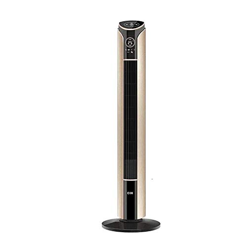 Nightcore 移動式エアコン 空気冷却器チルトタワーファンブレードレス超静音扇風機フロアファンホームエアコンリモートコントロールタワーファン 冷風機 冷風扇