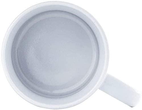 New Yorker 10 de diciembre de1955 Taza de café Taza de té 11 OZ