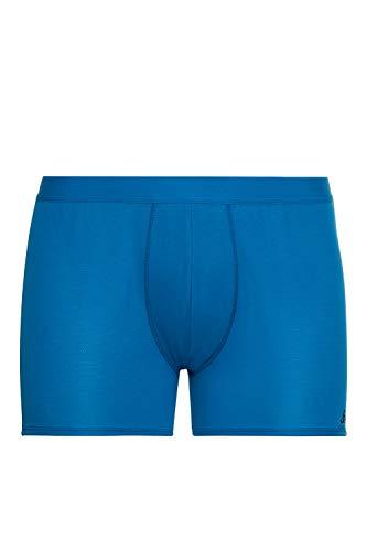 Odlo Herren Unterhose SUW Bottom Boxer Active F-Dry Light, Blue Aster, XL, 141042_20674_XL