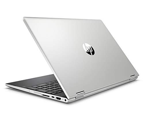 "2019 HP High Performance 2-in-1 15.6"" Full HD Touchscreen Convertible Laptop PC, Intel Core i3-8130U Processor, 8GB DDR4 RAM, 1TB HDD + 16GB SSD, Backlit Keyboard, HDMI, HP Active Pen, Windows 10"