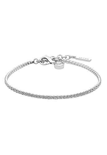 JETTE Silver Damen-Armband 925er Silber 72 Zirkonia One Size 87393615