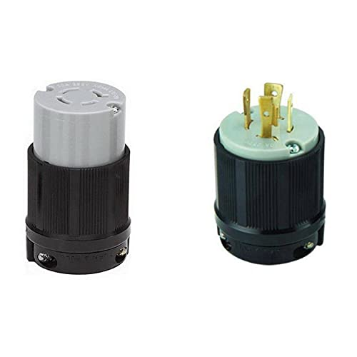 발전기 코드 어셈블리 L15-20P L15-20R CULUS용 NEMA L15-20 플러그   커넥터