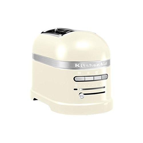 Kitchenaid 5KMT2204EAC Artisan -Toaster für 2 Scheiben, creme
