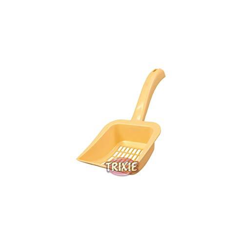 Trixie 40472 Streuschaufel für Silikatstreu, Granulat, L, Farblich sortiert