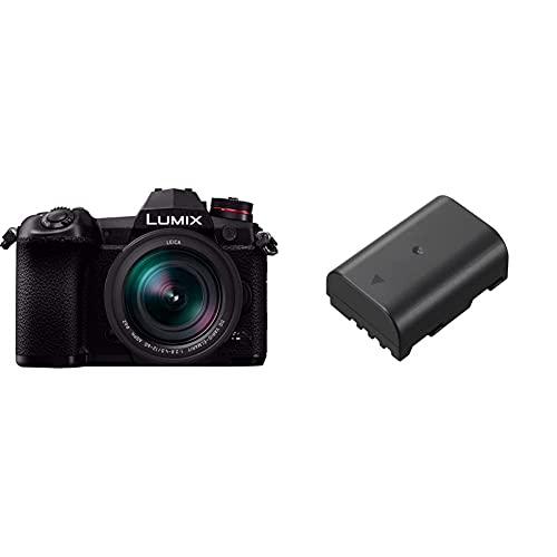 Panasonic LUMIX DC-G9LEG-K Systemkamera...