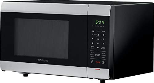 Frigidaire 1.1 cu. ft. Countertop Microwave in Stainless Steel