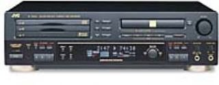 JVC XL R5000 - CD changer / CD recorder - golden