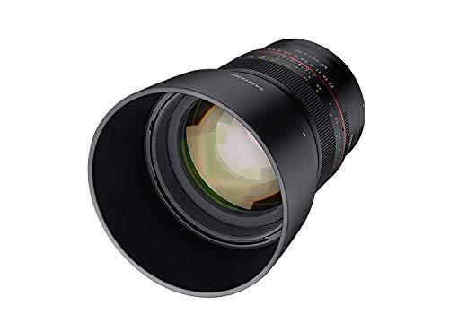 Samyang sa3603 Objetivo MF 85 mm, f1.4 CSC Canon RF.