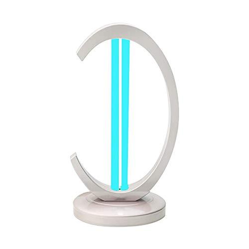 Xingxings Ontkiemingslamp, UV-absorberende lamp, luchtdesinfectielampen, luchtreiniger, doden bacteriën om allergieën tegen huisstofmijten te verminderen