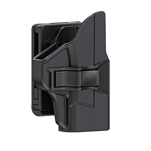 OWB Holster for M&P Shield 9mm , Polymer Belt Holster Fits...