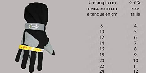 Speed Karthandschuhe Formel 1 Style Kart Handschuhe Größe 4 12 Bekleidung
