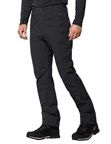 Jack Wolfskin Herren Activate Sky XT Pants M Softshell-Hose, Black, 48