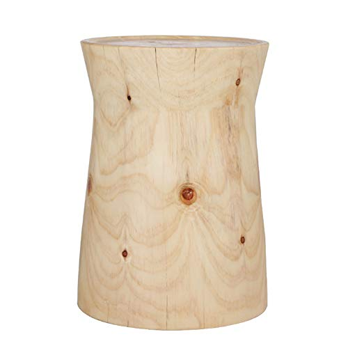 Wurzel Carving Hocker Baumwurzel Standfuß Couchtisch Hocker Massivholzblock Holzstumpf Holzstapel Holzbank Sitzen ZHANGAIZHEN (größe : 32 * 32 * 45cm)