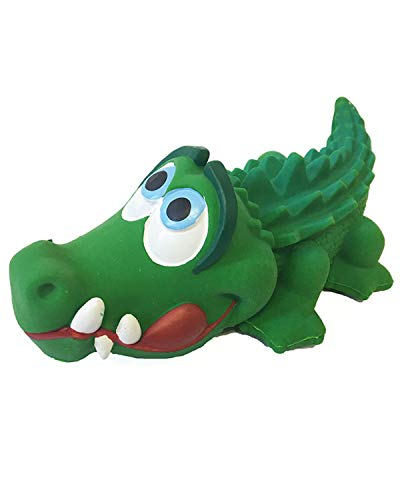Crocodile Sensory Dog Toy
