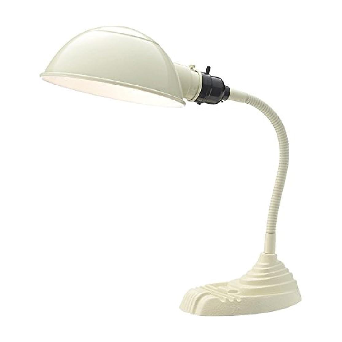 楕円形同化限定ART WORK STUDIO Old school-desk lamp BU(バター) AW-0300-BU