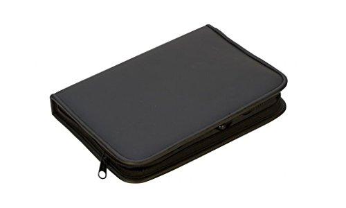 Black Tool Pouch with Zipper | PKG-402.09BLK