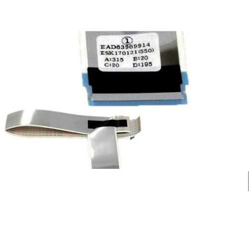 Desconocido Cable Flex/LVDS EAD63969914 LG 49UJ630V-ZA, 49UJ634V-ZD 55UJ630V-ZA.