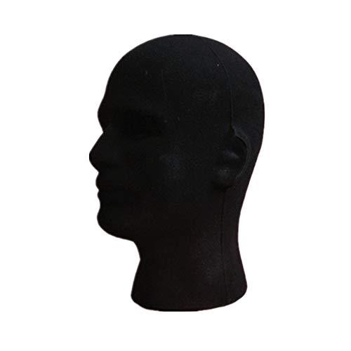 tete mannequin tete a perruque Tête en mousse de polystyrène Maniquine tête Polystyrène tête Tête de mannequin pour perruques Perruque mannequin tête