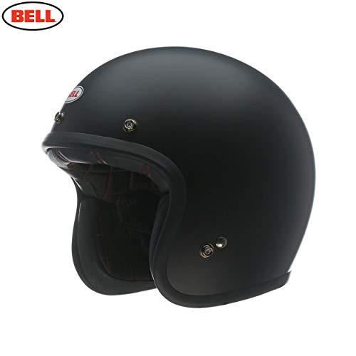 BELL Custom 500 Cascos, Hombre, Negro, Medium