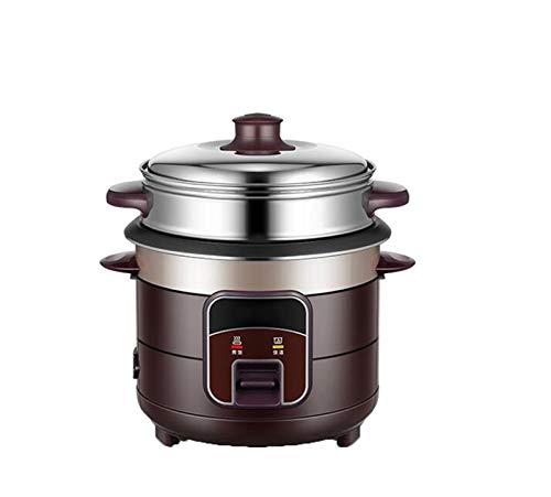 ZGJQ Cocina de arroz eléctrica Pequeña Olla a la Antigua Cocina eléctrica eléctrica Se Puede Utilizar en cocinas, hoteles y restaurantes, ahorrando Tiempo y Esfuerzo 2l, 3L, 4L