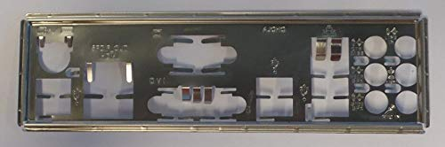 ASUS P8H61-M Pro Blende - Slotblech - IO Shield #36770
