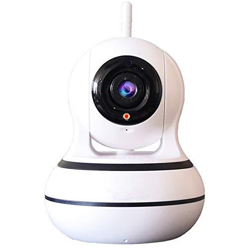 Huisdier Camera, Beveiliging Draadloze Indoor Surveillance Systeem En Afstandsbediening Monitor voor Baby/Huisdier/Nanny met Night Vision/Twee-weg Audio Microsd Slot