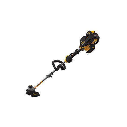 DEWALT DCST970X1 FLEXVOLT 60V MAX Lithium-Ion Brushless 15' String Trimmer, Two Speed (3.0AH)