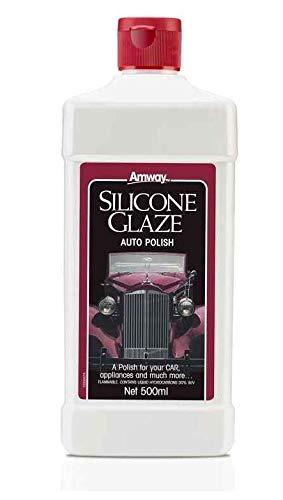 SSR Esmalte de silicona para coche, 500 ml, 1 botella.