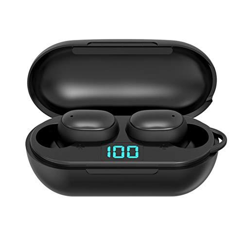 Bluetooth Schweisresistente Kopfhorer Sport Touch Control Earphone In Ear Ohrhorer Kabellos Noise Cancelling Kopfhorer Headsets fur HandySportLaufenAndroidIOS Headphone