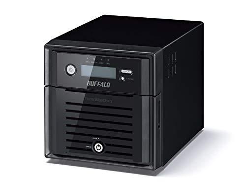 BUFFALO Windows Storage Server 2016 Workgroup Edition搭載 2ベイ NAS 2TB WS5200DN02W6