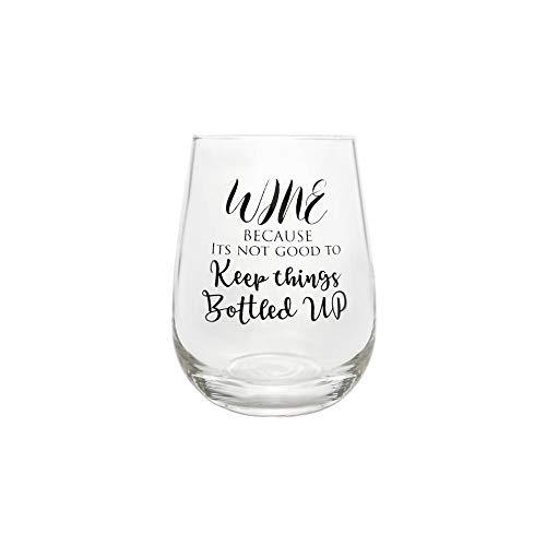 Catneta Copa de vino tinto Upgrade Schnitzen vasos Good Handheld especial decoración