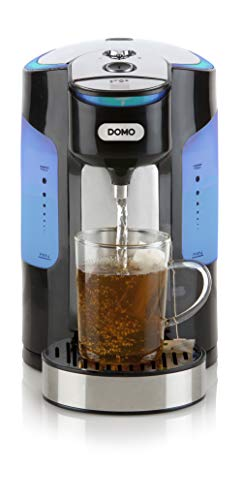 DOMO DO 497 WK Wasserkocher My Tea Deluxe DO497WK, 2 liters
