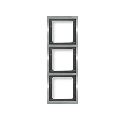 Niessen olas - Marco 3 elemento vertical serie olas titanio