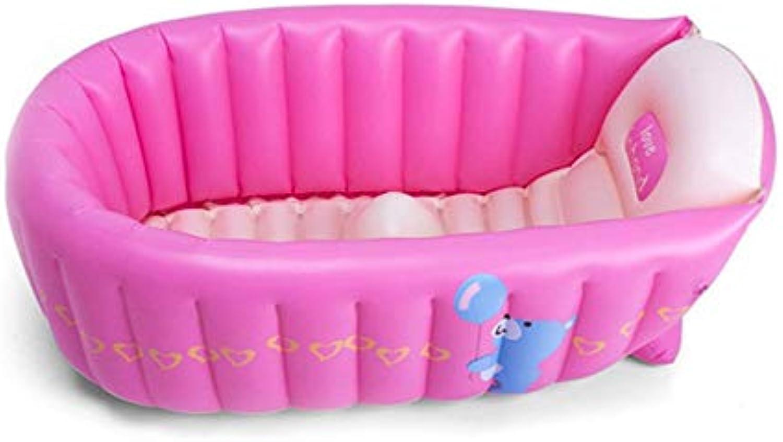 Aufblasbare Badewanne, Kunststoff Umweltschutz Gesundheit PVC-Startseite Multifunktionsisolierung Erwachsene Badewanne Baby Aufgeblasen Platz Schwimmbad Verdickung Zusammenklappbar Tragbare