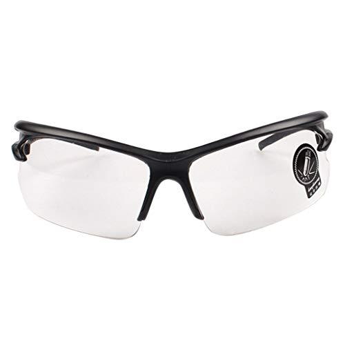 FRAUIT Unisex Sportlich Sonnenbrille Outdoor Sportarten Schutz Brille UV-Schutz Fahrbrille Polarisierte Damen Herren Sportbrille Fahrrad Laufen Bergsteigen Angeln Golf Baseball Brille