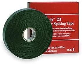 Scotch(R) 23 Rubber Splicing Tape, 1 1/2 in x 30 ft (38 mm x 9,1 m) [PRICE is per ROLL]