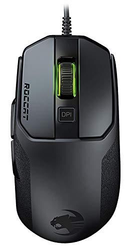 Kain 100 Aimo RGB PC Gaming Mouse - Black