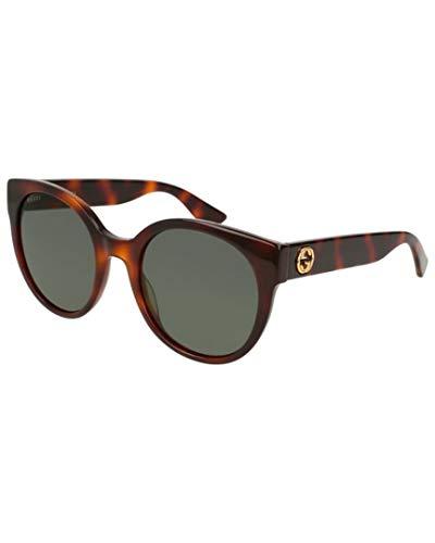 Gucci - Occhiali da sole da donna, 55 mm, colore: Avana