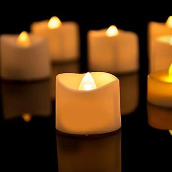 Best flameless tealight candles Reviews