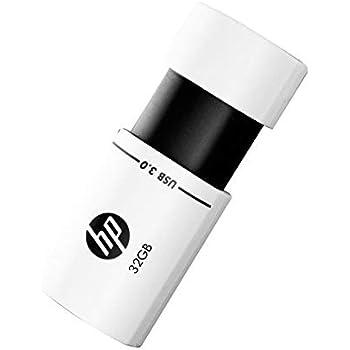 HP X765W 32GB Blanco PENDRIVE USB 3.0 con 32GB DE Capacidad con DiseãO Compacto Y RetrãCtil: Amazon.es: Electrónica