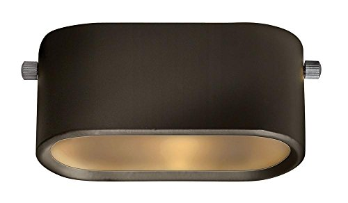 Hinkley Lighting 1526BZ-LED Outdoor Deck/Step Lamp, Bronze Finish, See Image