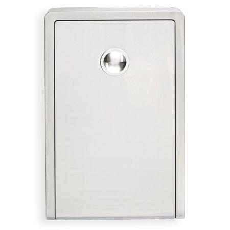 kemmlit Malaga cambiador de Plegable como pared wickel mesa/cambiador de, acero inoxidable,...