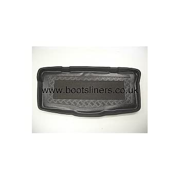 MTM Boot Liner Aygo from 07.2014- Tailored Trunk Mat with Antislip 4863 cod additional description: all versions