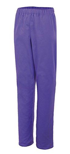 Velilla 333/C26/T4 Pantalón pijama, Morado, 4
