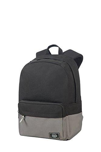 American Tourister Urban Groove Lifestyle - Rucksack, 40 cm, 23 L, schwarz (black/grey)